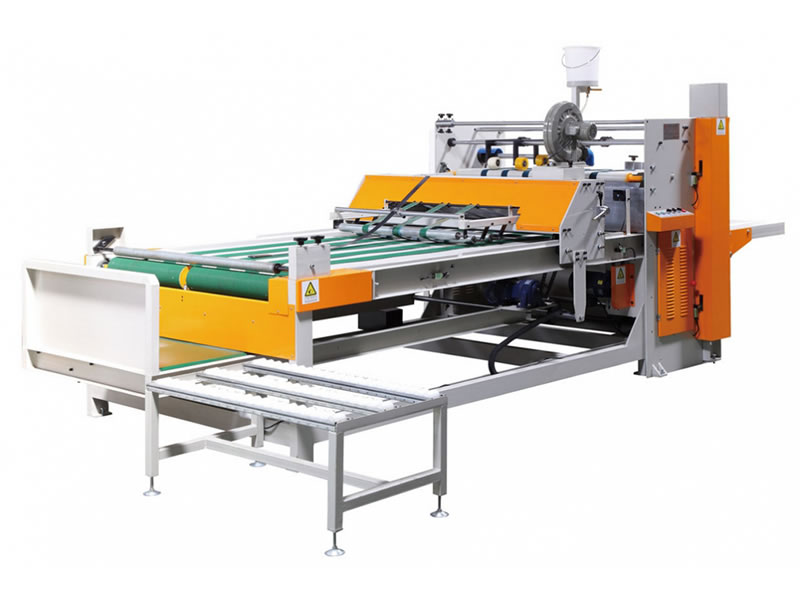GF2600 Semi automatic folder gluer