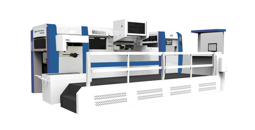 TN1060 hot foil stamping&die cutting machine