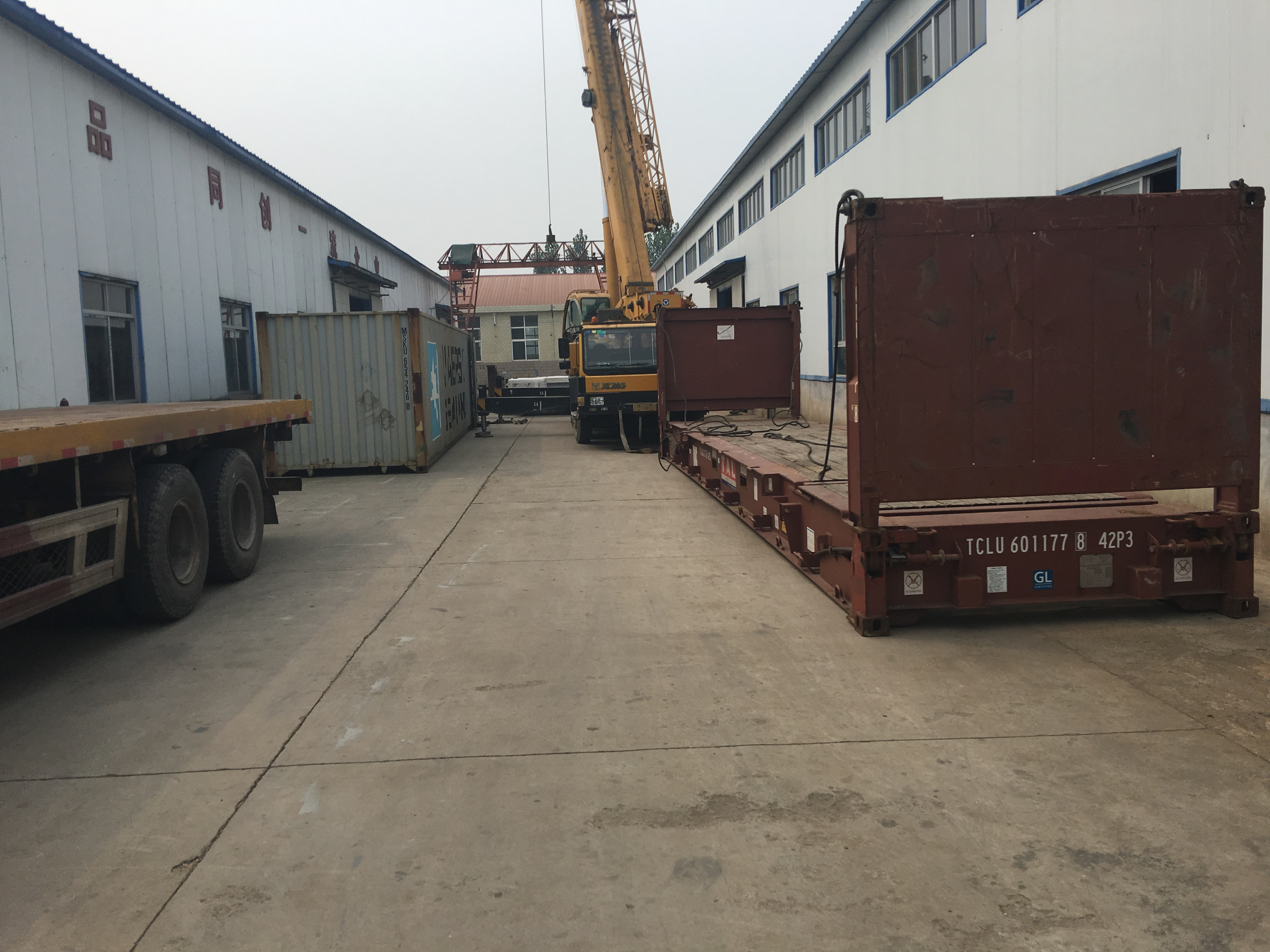 C15 load container